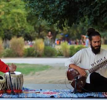 Concert de Sitar et Tabla 432Hz le Dimanche 8 décembre au Manding'art