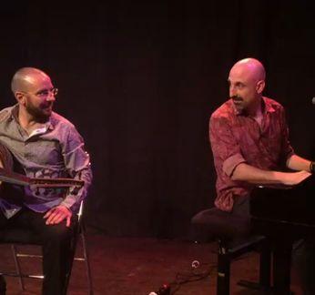 Alan Chehab & Claudio Nervi jeudi 16 janvier- Le Manding'art Toulouse