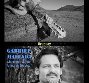 Chanson d'auteur latino-américaine Gabriel Mallada - Ezequiel Fascioli Sosa Musique latino-américaine, de résistance paysanne.