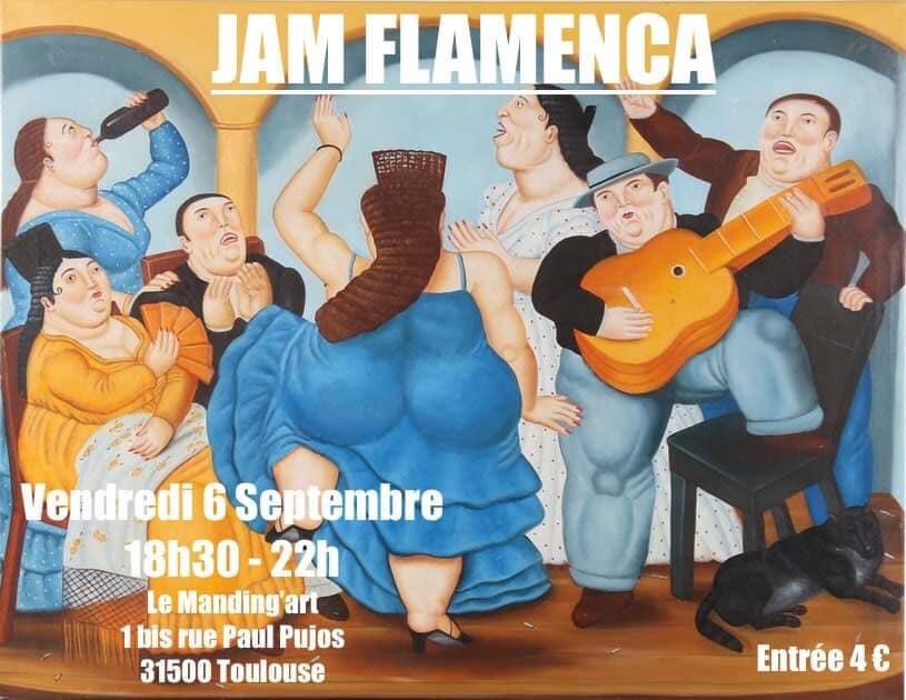 Jam Flamenca de Toulouse