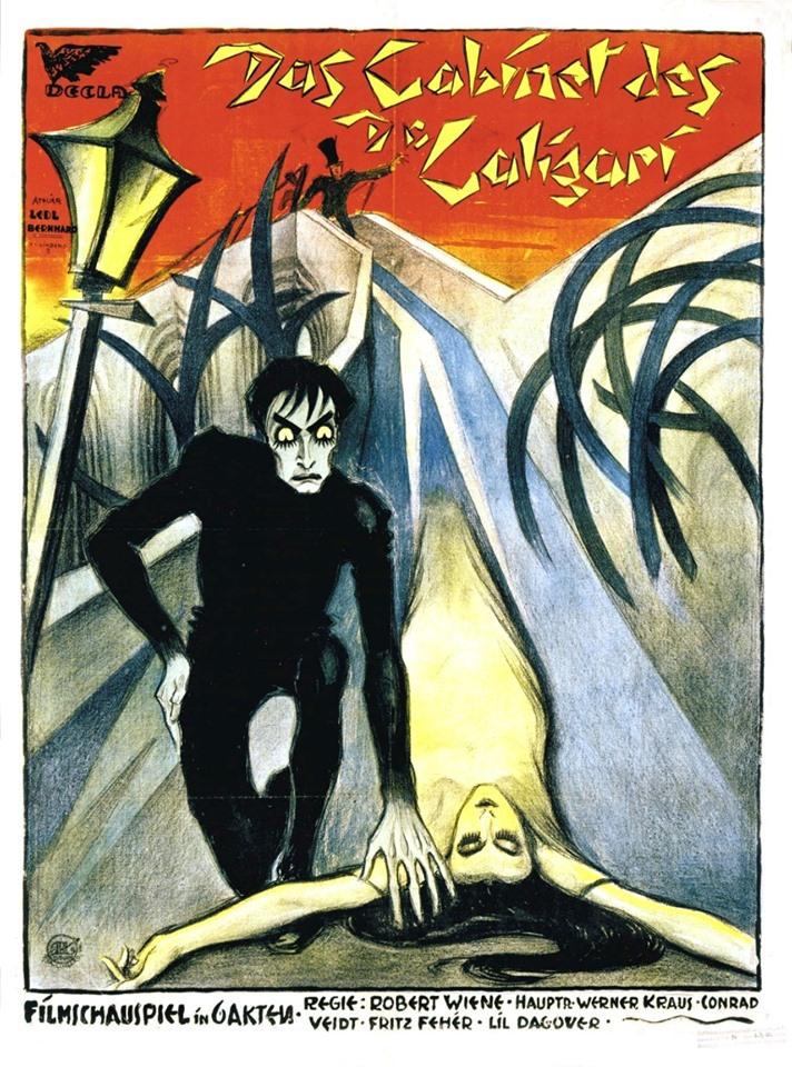 CINÉ-CONCERT: Le Cabinet du docteur Caligari