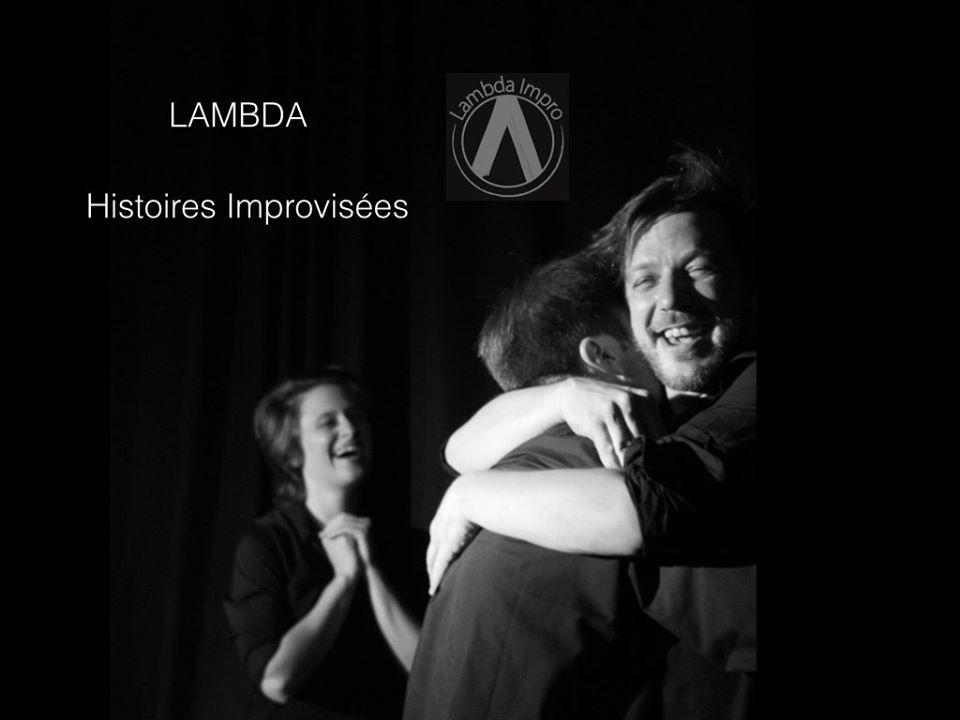Lambda Expérience -Avec Timothée Ansieau- Histoires improvisées le 16 novembre 2019 au Manding'art Toulouse