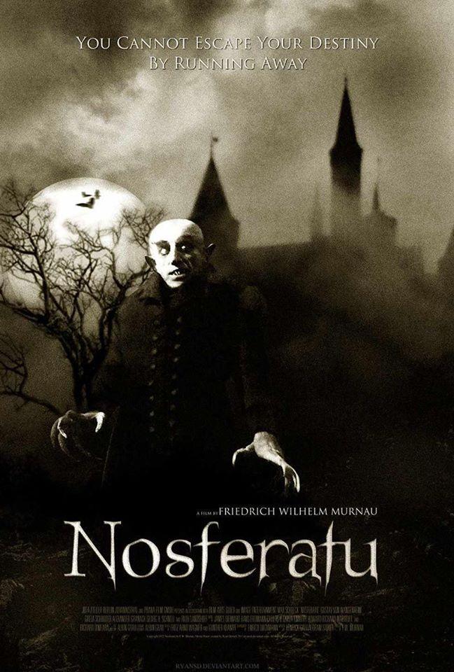 Ciné-Concert Nosferatu le vampire 1922 le 17 novembre 2019 au Manding'art à Toulouse