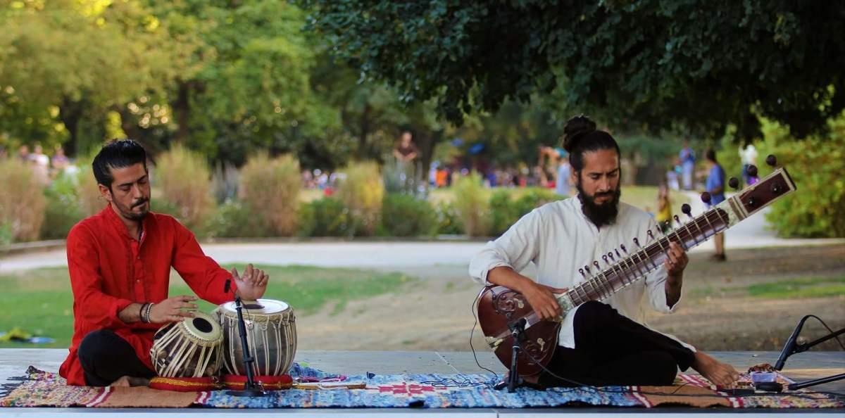 Concert de Sitar et Tabla 432Hz le Dimanche 12 janvier au Manding'art