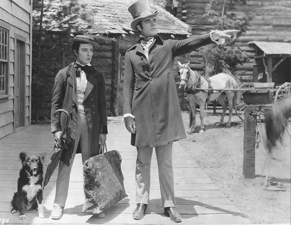 Ciné-Concert Les les lois de l'hospitalité de Buster Keaton le samedi 25 janvier au Manding'art à Toulouse