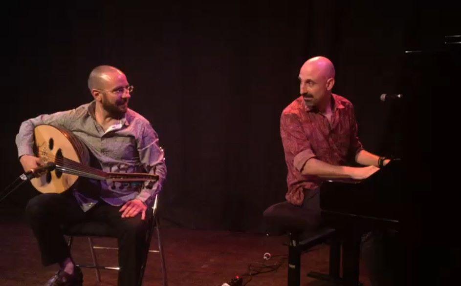 Alan Chehab & Claudio Nervi jeudi 5 mars au Manding'art Toulouse