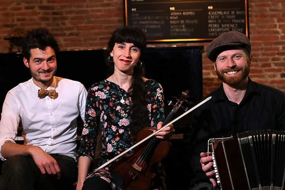 Concert Milonga Cuchicheo le Dimanche 16 Février au Manding'art à Toulouse